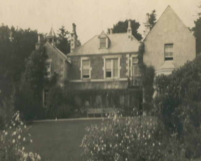 History of Carwinion House