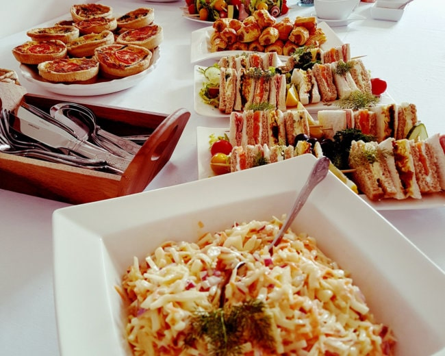 Meetings and conferences buffet
